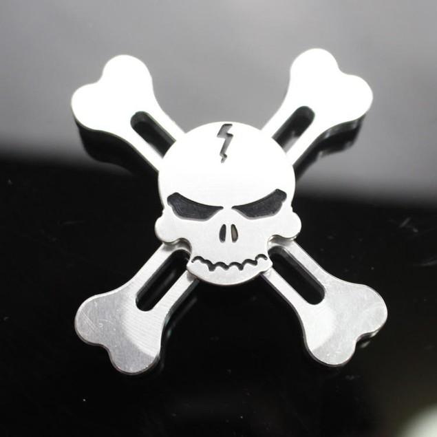 Skull Fidget Spinner