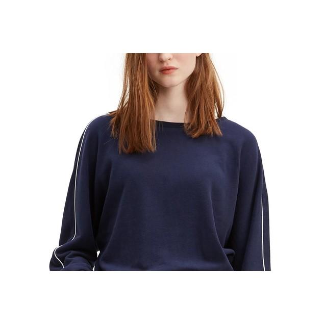 Levi's Women's Natalie Crewneck Sweatshirt Navy Size Large