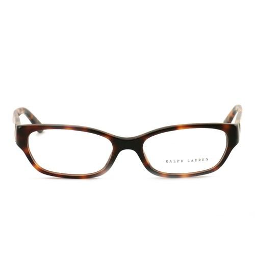 Polo Eyeglasses RL6081 5303 Tortoise Plastic 52 16 140 without case finish line