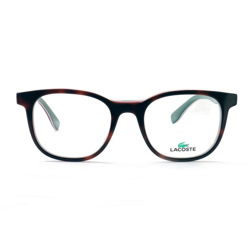 Lacoste Women's Eyeglasses L2809 214 Tortoise Plastic 50 19 140