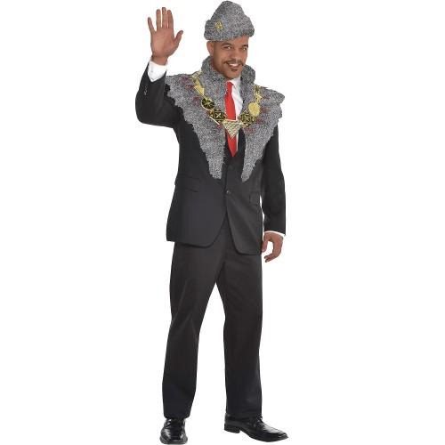 Prince Akeem Joffer Coming To America Costume Kit