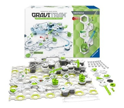 Ravensburger Gravitrax Obstacle Course Set Was: $129.99 Now: $76.99.