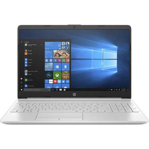 """HP 15-DW2025 15.6"""" 2TB Win10,Natural Silver(Certified Refurbished)"""