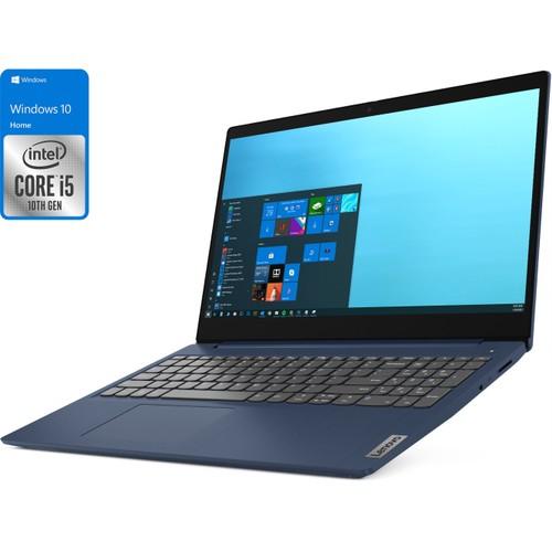 "Lenovo IdeaPad 3, 15"" Touch, i5-10210U, 8GB RAM, 256GB SSD, Windows 10"