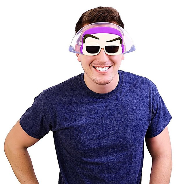 Toy Story Buzz Lightyear Sun-Staches Sunglasses