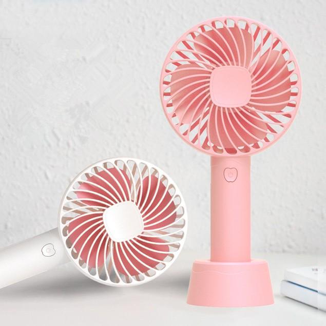 Handheld Fan Mini USB Fan Charging Student Gift Desktop Portable Dormitory Fan