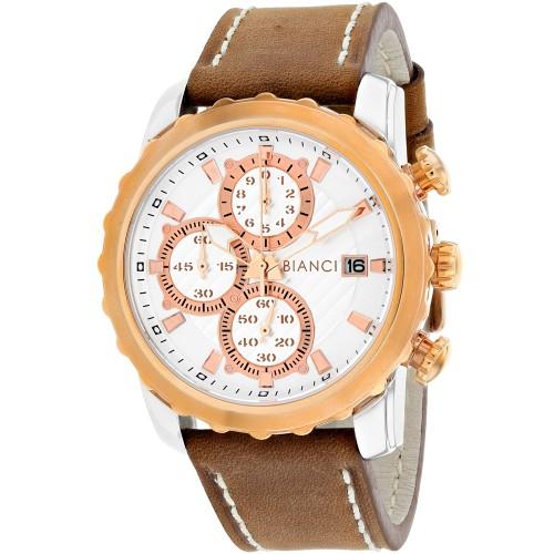 Roberto Bianci Men's Valerio White Dial Watch - RB54471