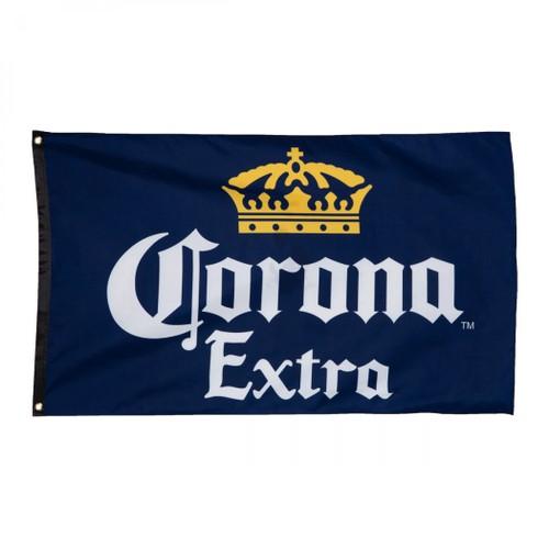Corona Extra Navy Blue Flag