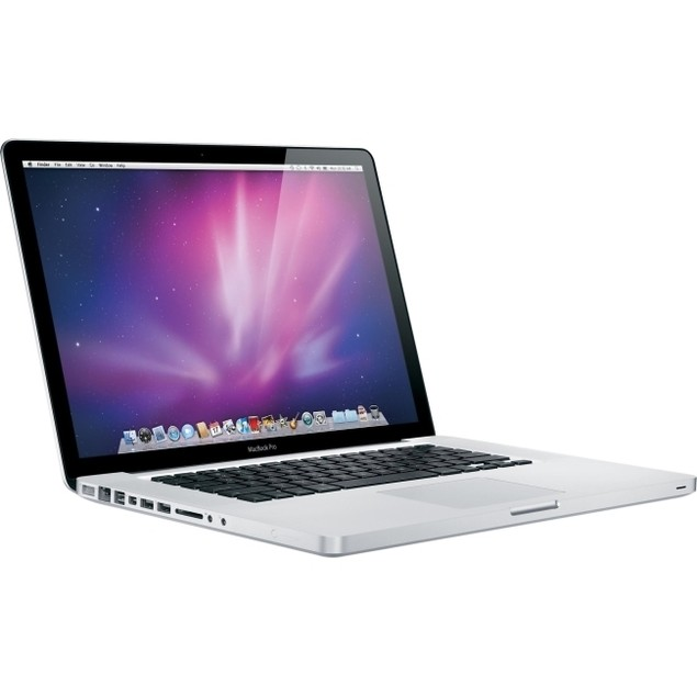 Apple MacBook Pro ME294LL/A Intel Core i7-4850HQ, Silver (Refurbished)