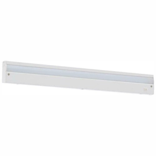 Commercial Electric 24 Inches LED Direct Wire Under Cabinet Light, White