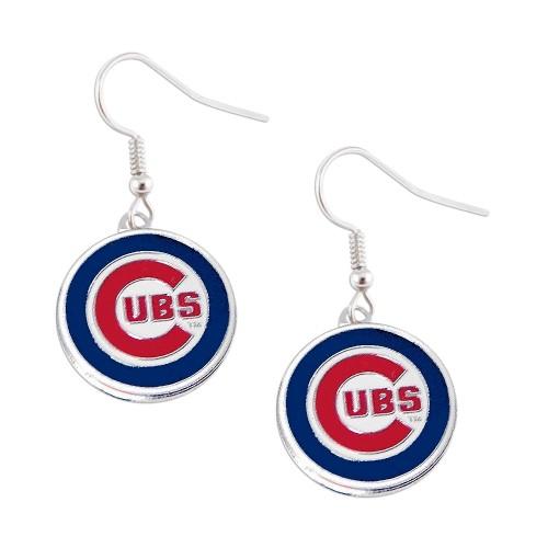 MLB Sports Team Dangle Logo Earring Set Charm Gift