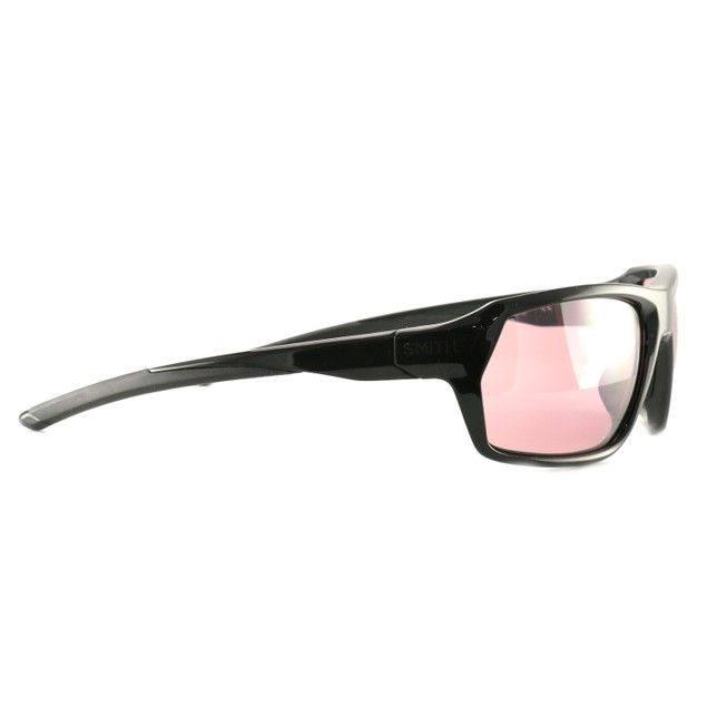 Smith Rebound Unisex Sunglasses 807/VP Black 59 18 135 ChromaPop
