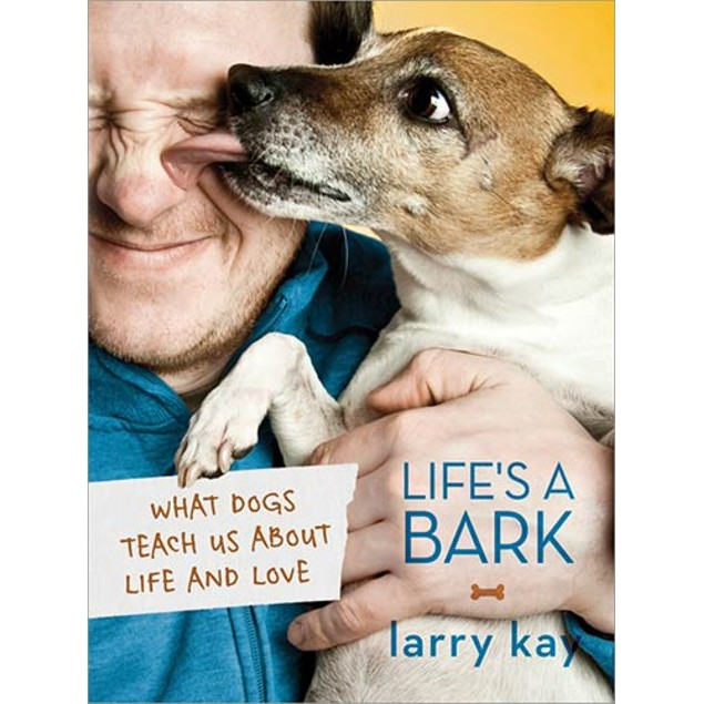 Life's a Bark Book, Assorted Dogs by Sourcebooks