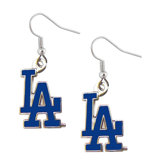 MLB Sports Team Dangle Logo Earring Set Charm Gift