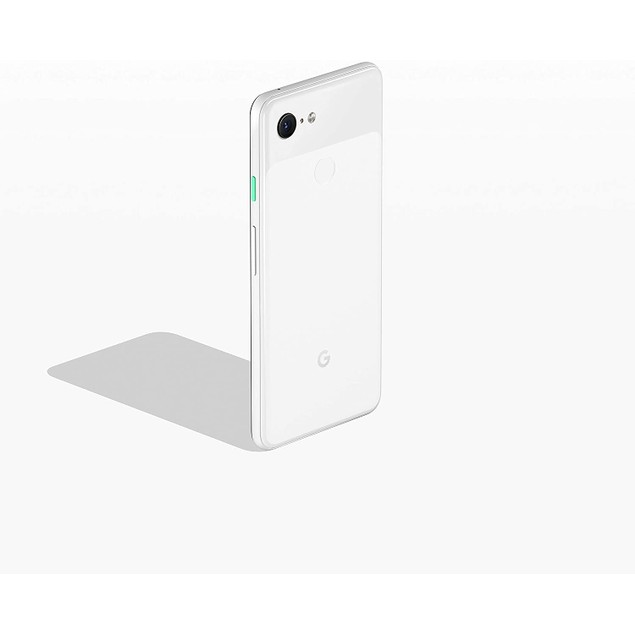Google Pixel 3 128GB 5.5' Android Smartphone GSM Unlocked (Clearly White)
