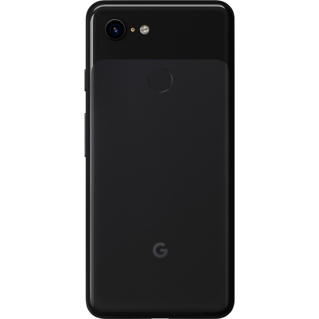 Google Pixel 3, Unlocked, Black, 64 GB, 5.5 in Screen