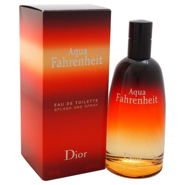 Aqua Fahrenheit Christian Dior 4.2oz EDT Spray