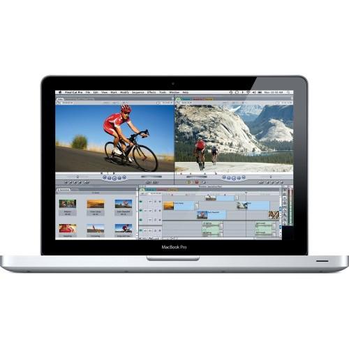 "Apple MacBook Pro MC724LL/A 13.3"" 500GB MacOSX,Silver(Refurbished)"