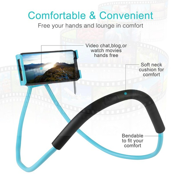 Universal Adjustable Neck Phone Mount