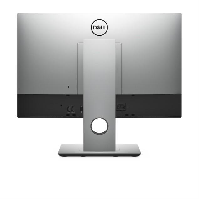 """Dell Optiplex 7470 23.8"""" 256GB Intel Core i9-9900 Win10,Silver/Black"""