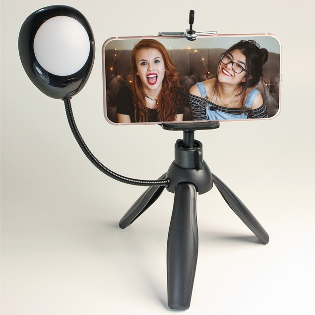 Selfie Tripod with Ring Light