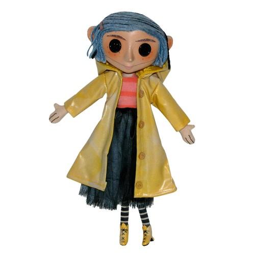 Coraline (Coraline Movie) Neca 10 Inch Doll