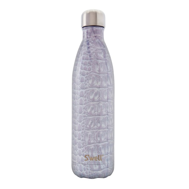 S'Well Vacuum Insulated Stainless Steel Water Bottle 25 oz