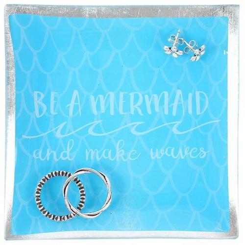 Be a Mermaid Jewellery Dish