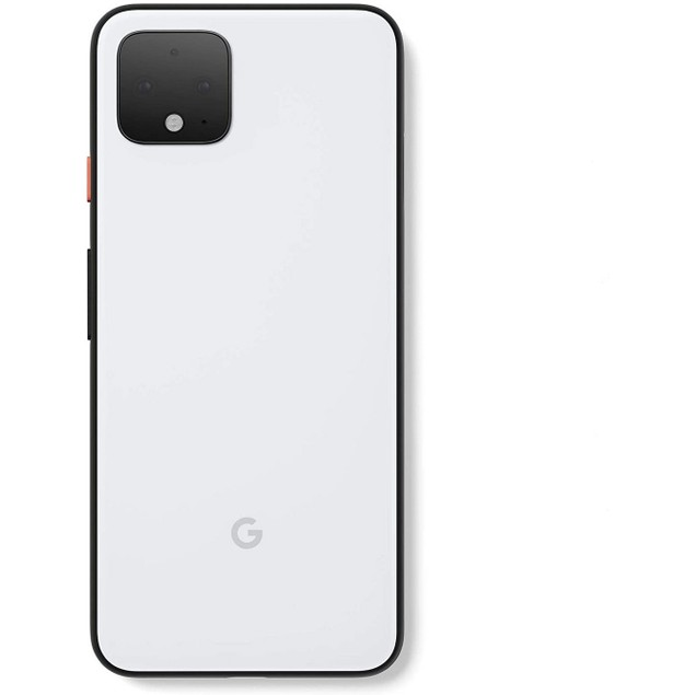 Google Pixel 4 XL, Unlocked, Grade B-, White, 64 GB, 6.3 in Screen