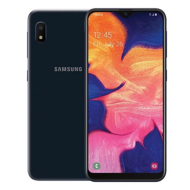 Samsung Galaxy A10e, Tracfone, Black, 32 GB, 5.8 in Screen