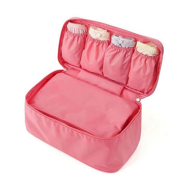 Underwear & Bra Travel Pouch