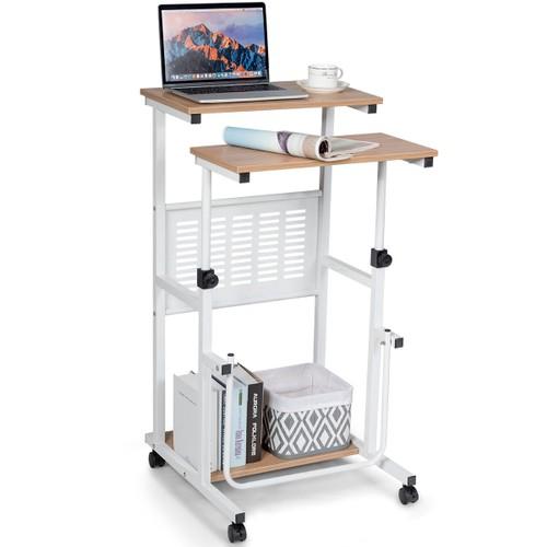 Adjustable Stand Up Desk Computer Workstation