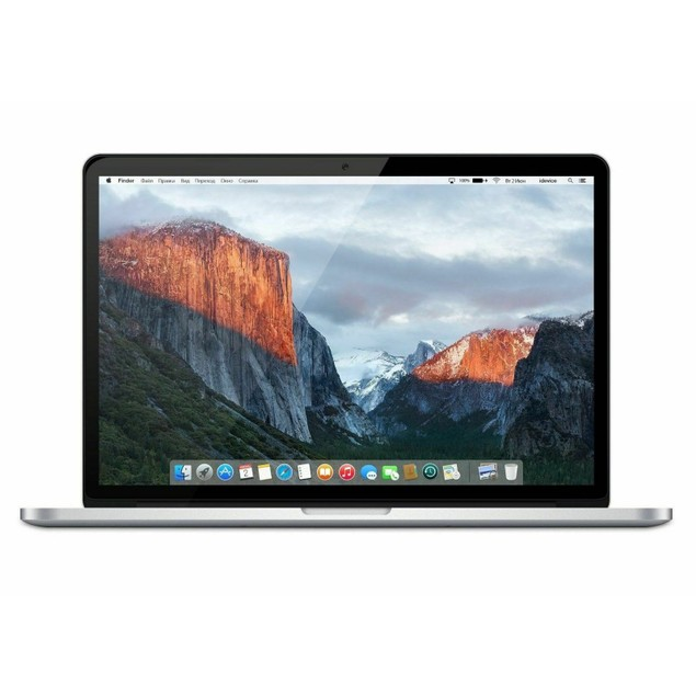 "Apple MacBook Pro Retina Core i7 2.6GHz 8GB RAM 512GB SSD 15"" MC976LL/A - Grade A"