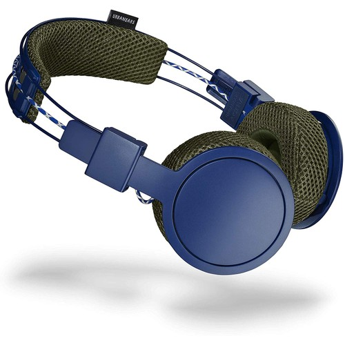 Urbanears Hellas On-Ear Active Wireless Bluetooth Headphones, Trail (409122