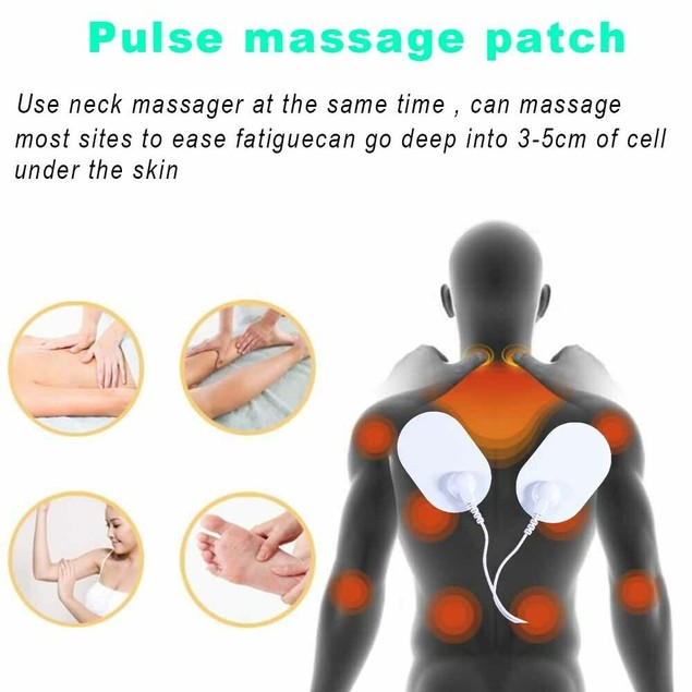 Magnetic Pulse Therapy Neck Massager
