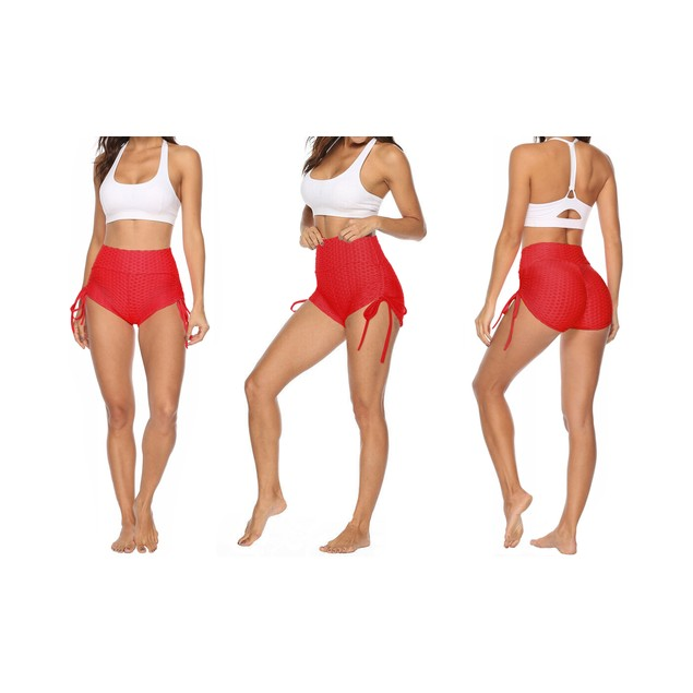 Women's High-Waisted Shaper Shorts