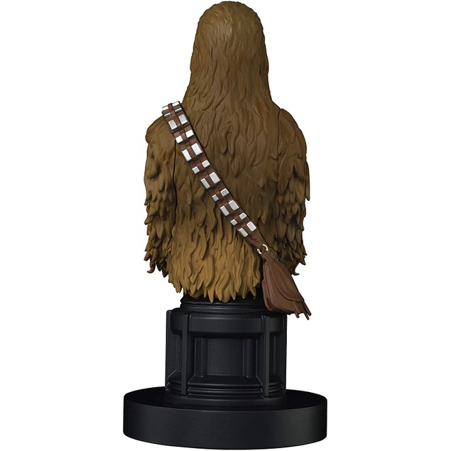 Chewbacca (Star Wars) Controller / Phone Holder Cable Guy