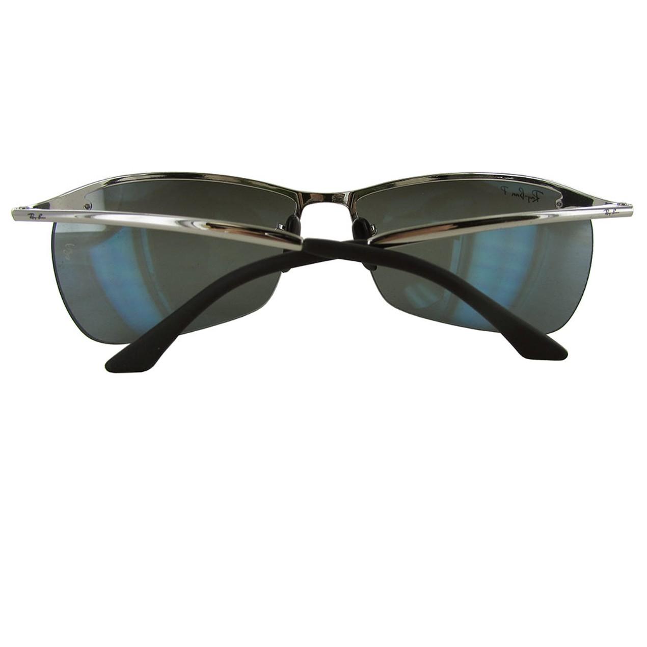 d1ff157bd5 Ray Ban Mens RB3544 Chromance Polarized Sunglasses - Tanga