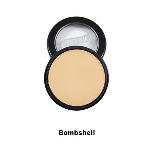 Bombshell HD Glamour Creme Foundation 5 oz. Graftobian Cruelty Free USA