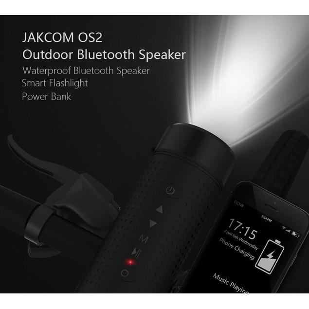 Jakcom OS2 Outdoor Bluetooth 5200mAh Battery Pack Subwoofer Speaker