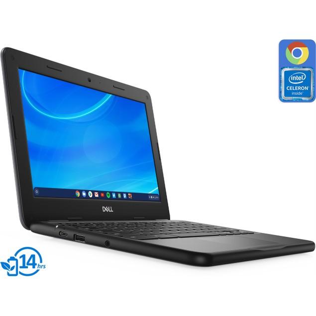 "Dell 11.6"" 3100 Chromebook (4GB RAM, 16GB eMMC) - NEW"