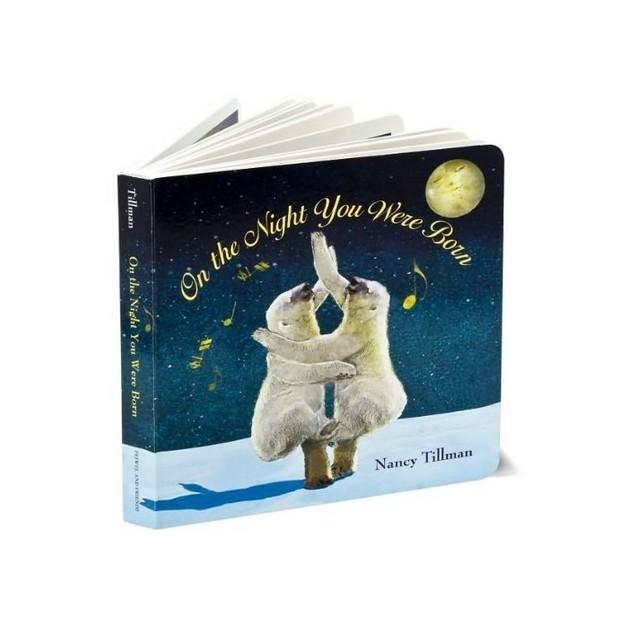 On the Night You Were Born Board book – January 19, 2010
