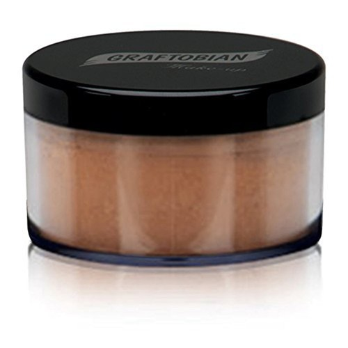 Pecan Pie HD LuxeCashmere Setting Powders 7oz. Graftobian Cruelty Free USA