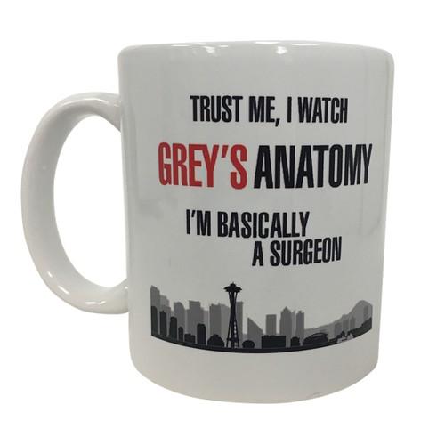 Trust Me, I'm Basically a Surgeon 11 oz Coffee Mug