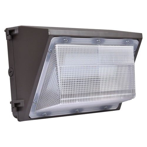 Costway 70W LED Wall Pack Fixture Outdoor Lighting 5000K 8100Lumens Waterpr