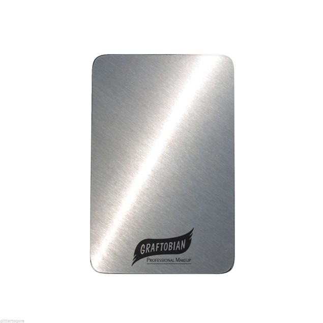 Stainless Steel Mixing Palette