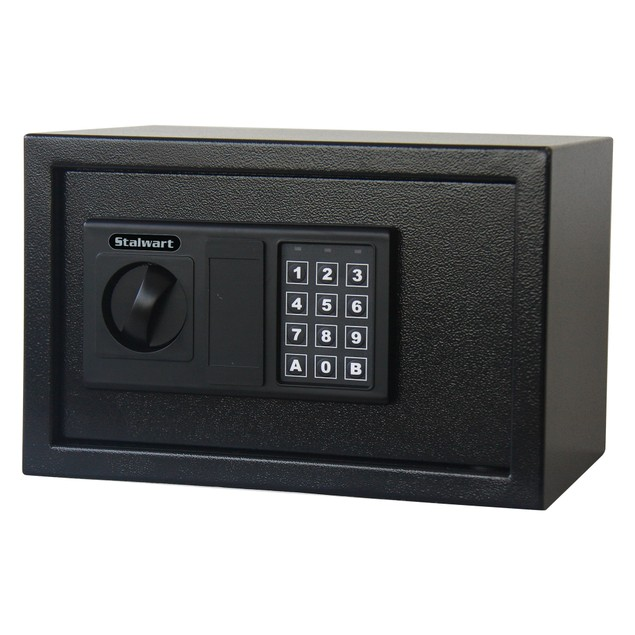 Stalwart Electronic Premium Digital Steel Safe