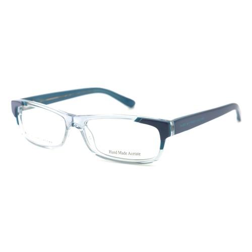 Marc Jacobs Women Eyeglasses MMJ553 0O00 Clear Blue 52 15 140 Full Rim Rectangle