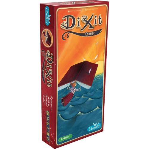 Dixit 2 Quest Expansion (US Version) Board Game