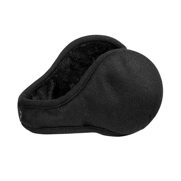 UR Men's Soft-Shell Ear Warmers Black Size Regular